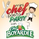 Mini Chefs Pasta Party