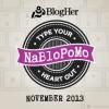 El Reto De Bloggear Todos Los Días Durante Noviembre #NaBloPoMo | YoSoyMami.com
