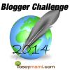 Blogger Challenge Semanal para el 2014 | YoSoyMami.com