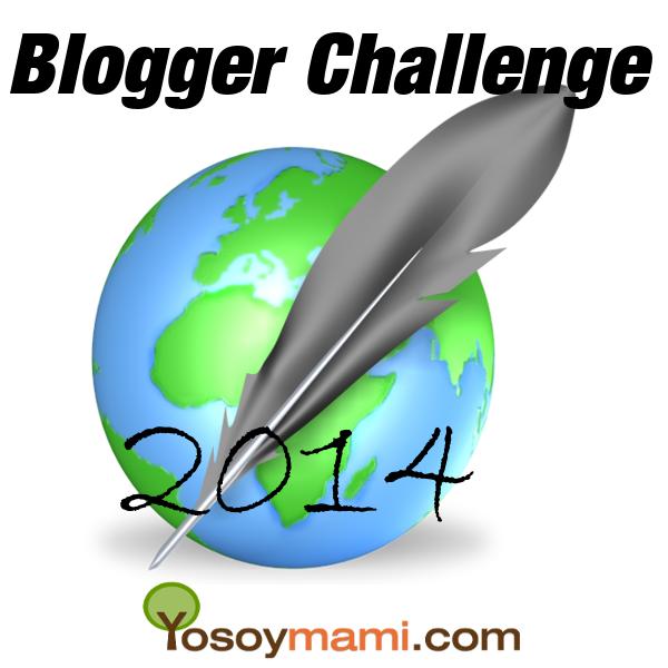 Blogger Challenge Semanal para el 2014