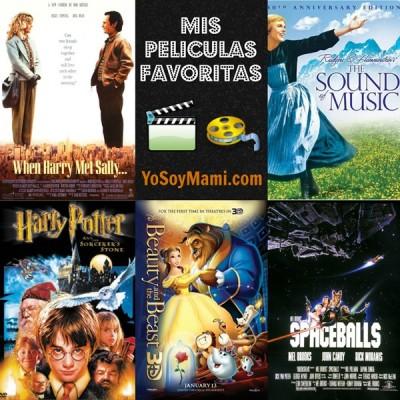 Mis Películas Favoritas #BloggerChallenge2014 | YoSoyMami.com