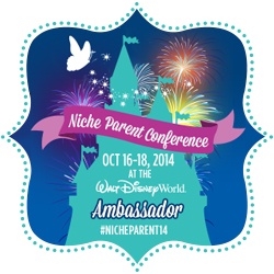 ¡Soy Embajadora de la Conferencia The Niche Parent 2014! #NicheParent14 #TeamNiche14 | Yosoymami.com