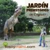 Visita el Jardín Prehistórico de los Dinosaurios en Caguas | Yosoymami.com