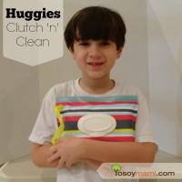 Cartera Reusable Huggies Clutch 'n' Clean - Reseña y Sorteo #huggiespr   Yosoymami.com