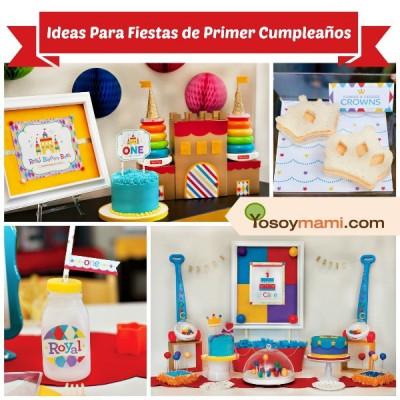 Fisher-Price® Te Ayuda A Celebrar El Primer Cumpleaños De Tu Bebé | Yosoymami.com