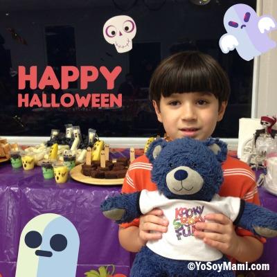 La Crónica De Un Niño No Disfrazado En Halloween | @yosoymamipr