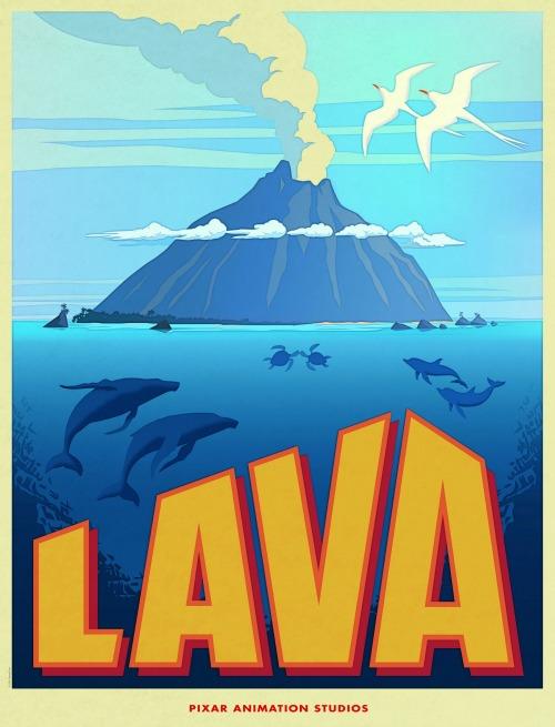 Disney Pixar Lava - Música y Letra en Inglés | @yosoymamipr