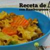 Receta de Lasaña con Hamburguesa y Vegetales | @yosoymamipr