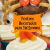Postres Decorados para Halloween | @yosoymamipr