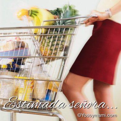 Estimada señora que me miró mal en la fila del supermercado | @yosoymamipr