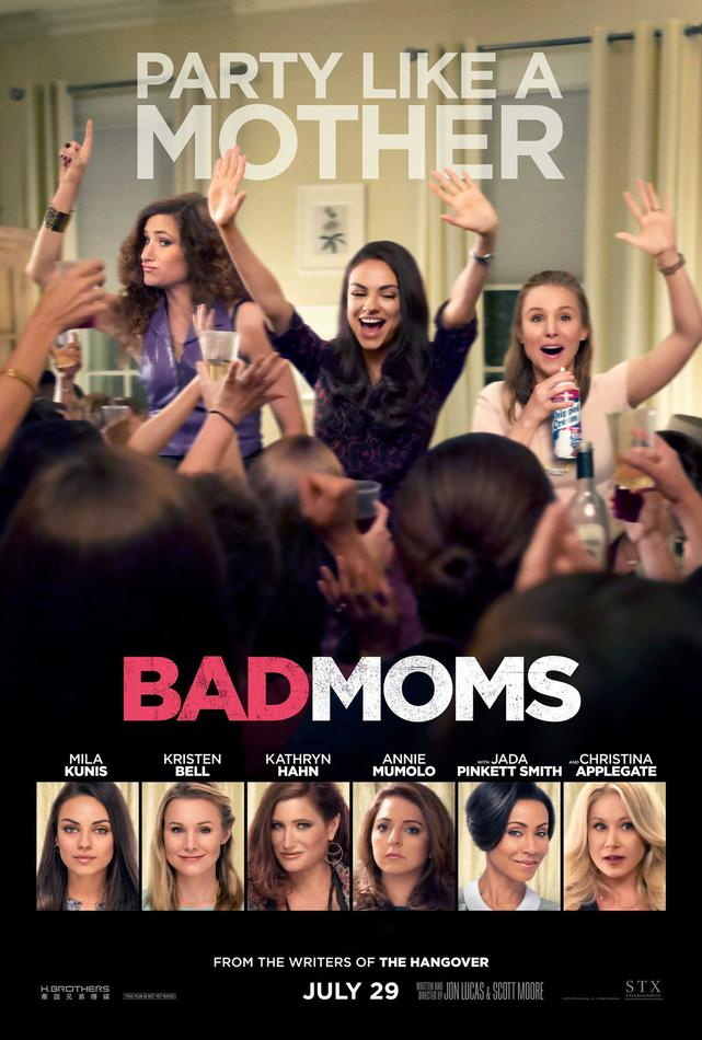 Advertencia Importante Sobre la Película BAD MOMS | @yosoymamipr