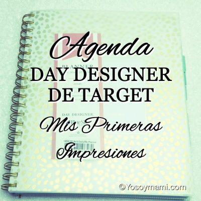 Agenda Day Designer de Target: Mis Primeras Impresiones | @yosoymamipr