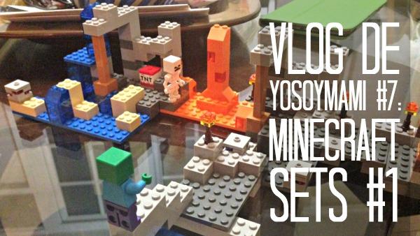 LEGO Minecraft: Crafting Box   @yosoymamipr