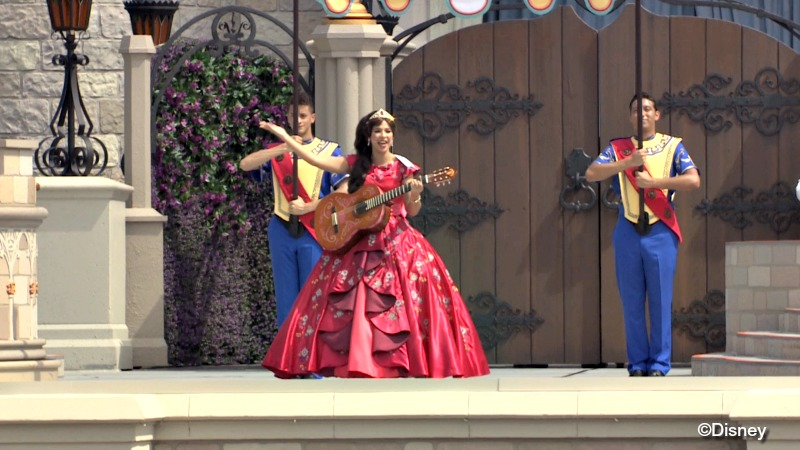 Llega la Princesa Elena of Avalor a Walt Disney World | @yosoymamipr