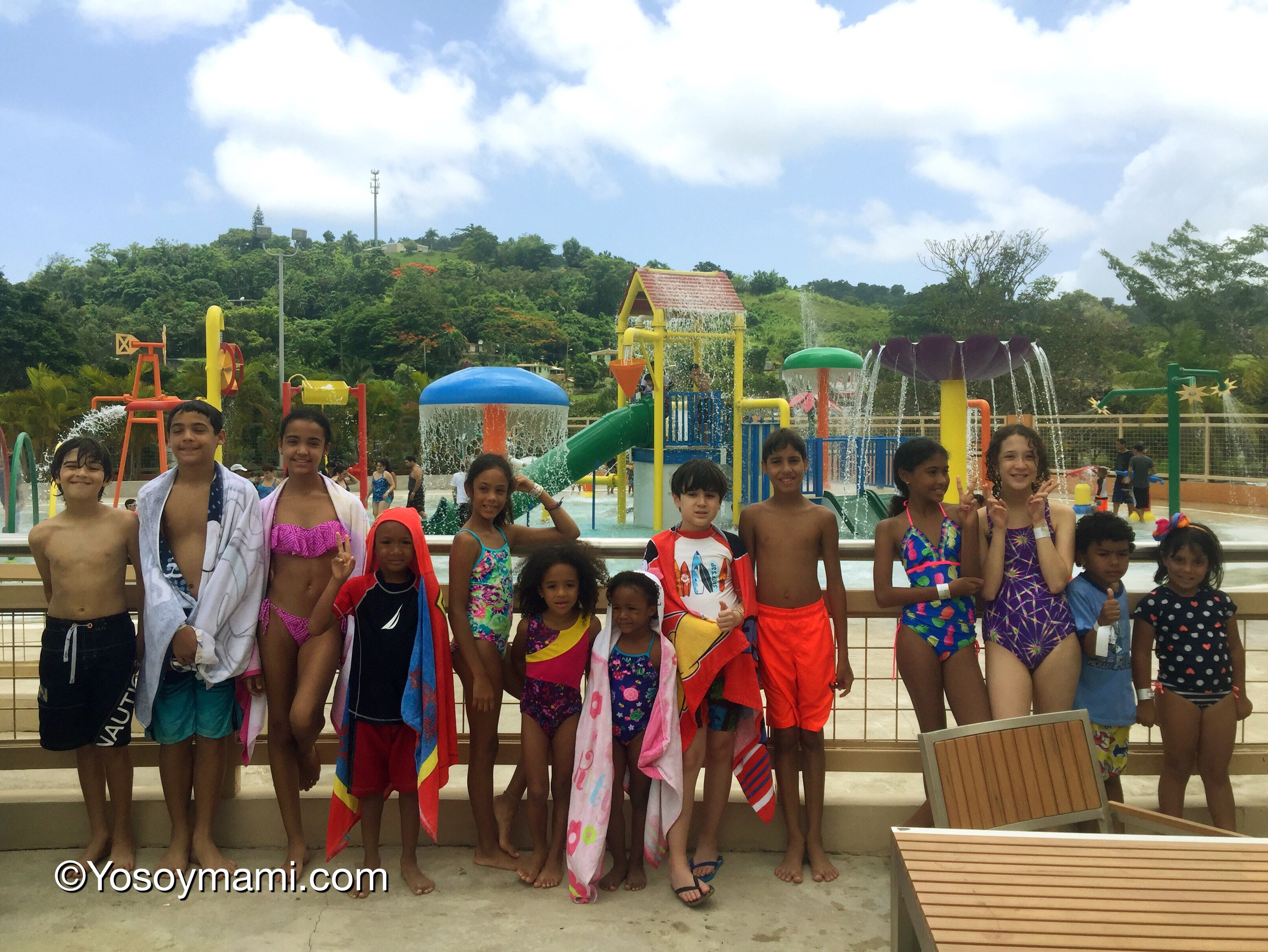 Aquasol de Barrazas con Mommy's Summer Camp | @yosoymamipr