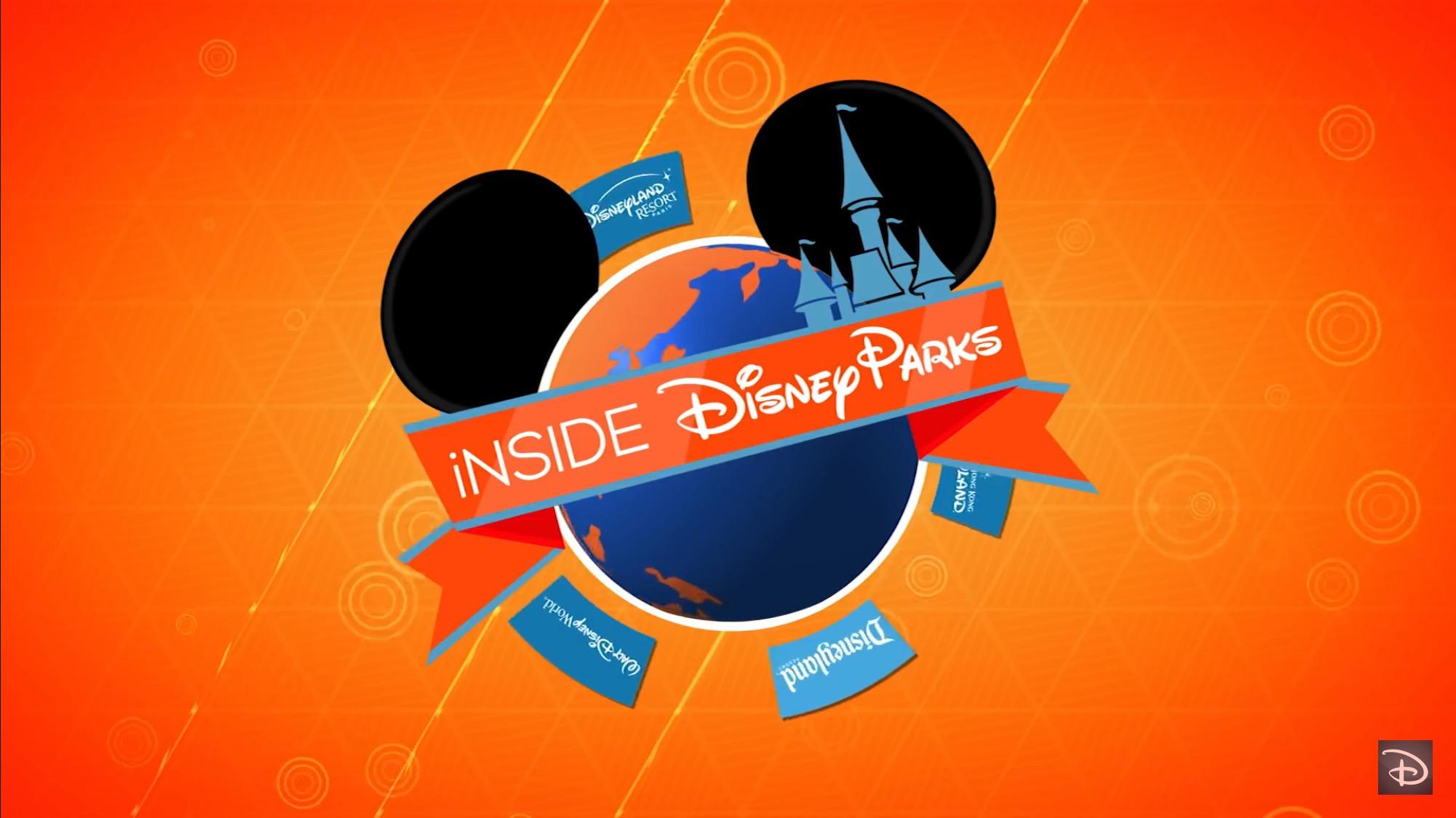Inside Disney Parks - Episodio 1 | @yosoymamipr