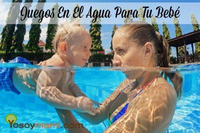 Juegos en el Agua Para tu Bebé | @yosoymamipr