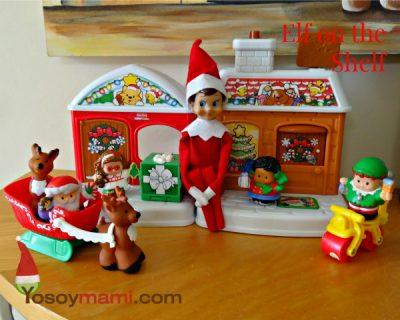 50 Ideas Para el Duende Elf on the Shelf | @yosoymamipr