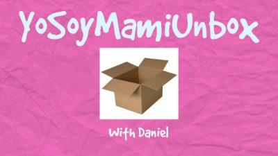 YoSoyMami Unbox Logo | @yosoymamipr