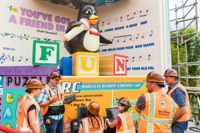 Toy Story Land: Nuevos Detalles Directo de Walt Disney World   @yosoymamipr