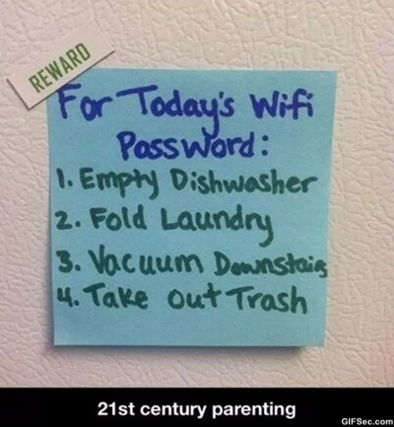 todays wifi password | @yosoymamipr