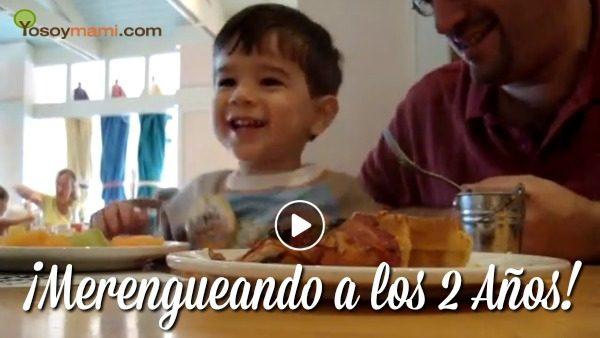 Video de la Semana: Merengueando a los 2 Años | @yosoymamipr