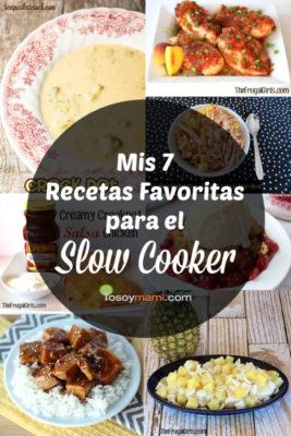 Mis 7 Recetas Favoritas para el Slow Cooker | @yosoymamipr