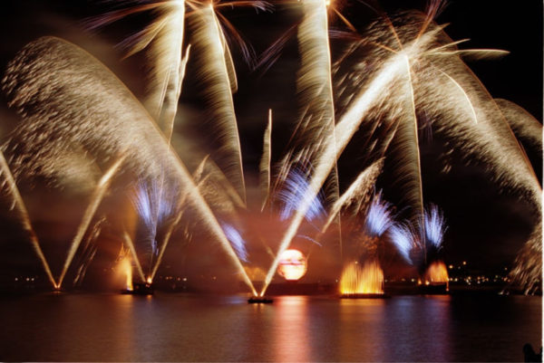 El Fin del Show de Fuegos Artificiales IllumiNations: Reflections of Earth | @yosoymamipr