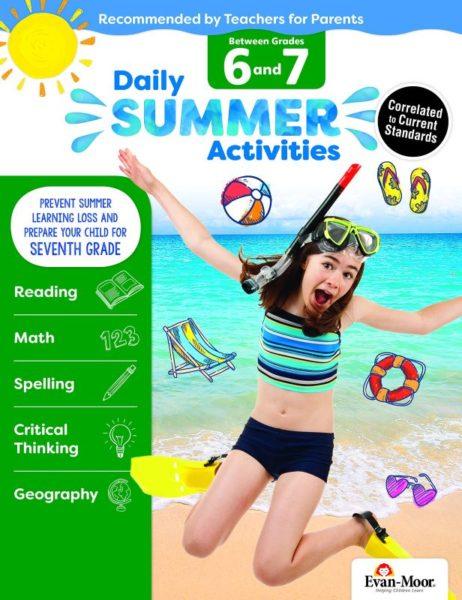 Daily Summer Activities | yosoymami.com