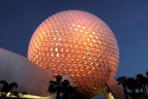 Spaceship Earth de Epcot | YoSoyMami