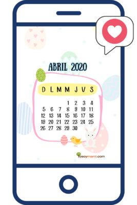 Pantalla Móvil Abril 2020 | YoSoyMami