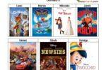 Reto de Películas Disney - Semana 6   YoSoyMami