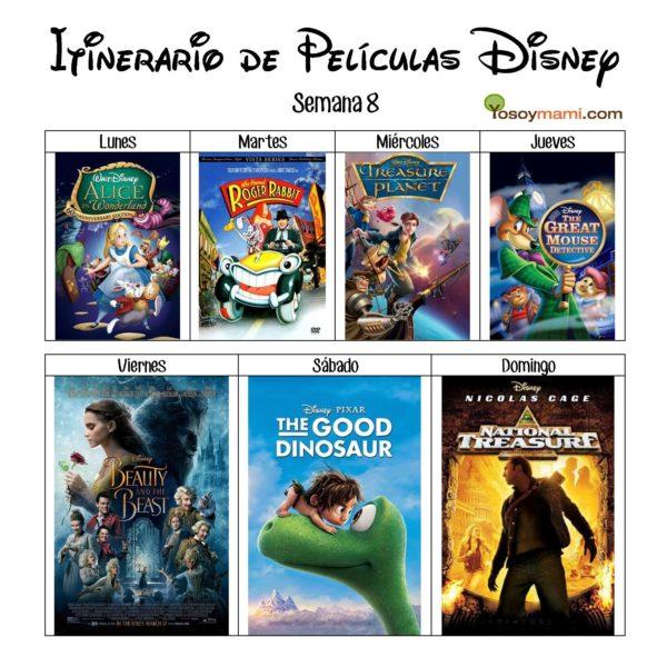 Reto de Películas Disney – Semana 8 | YoSoyMami