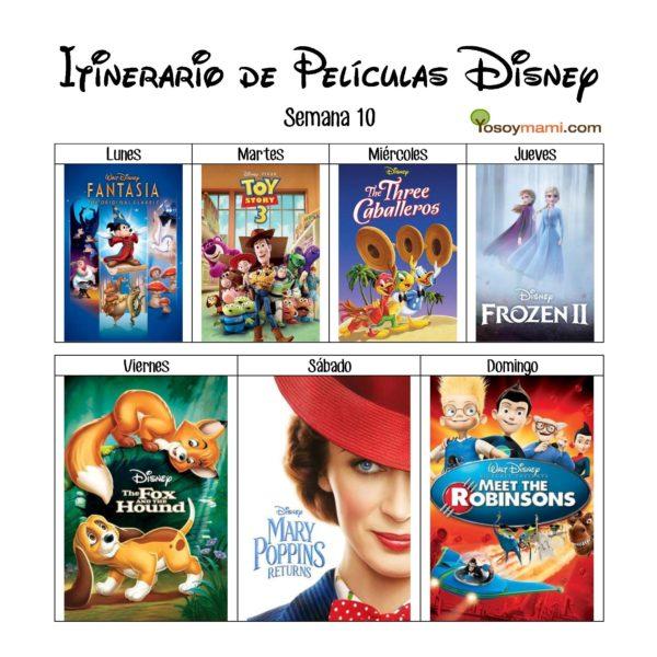 Reto de Películas Disney – Semana 10 | YoSoyMami