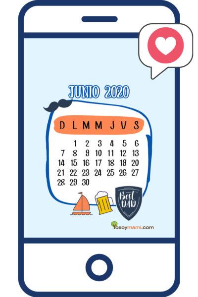 Pantalla Móvil de Junio 2020 | YoSoyMami