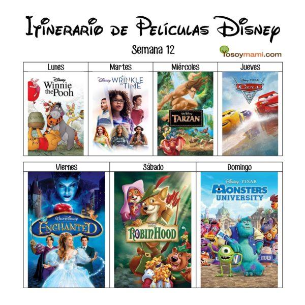 Reto de Películas Disney – Semana 12 | YoSoyMami.com